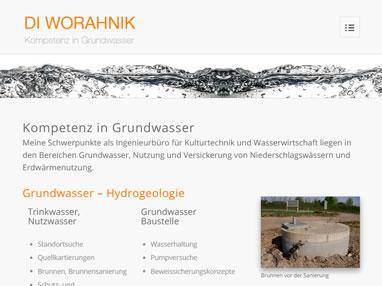 Webdesign - Ingenieurbüro Neugründer Niederösterreich