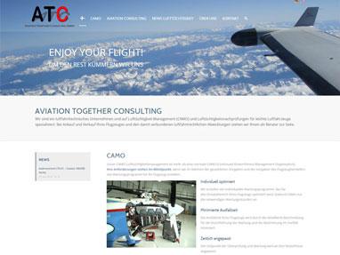 Webdesign Wiener Neustadt ATC - CAMO