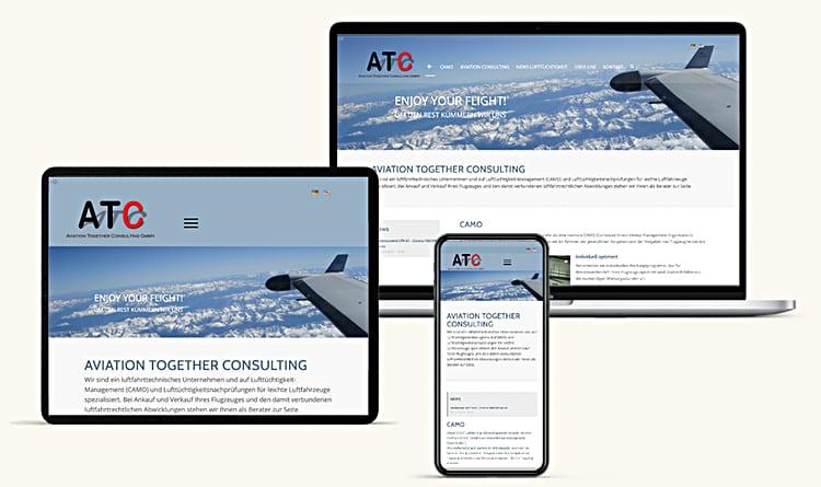 Atc Homepage Erstellen Lassen Wiener Neustadt