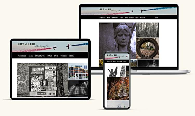 Fotograf Website Erstellen