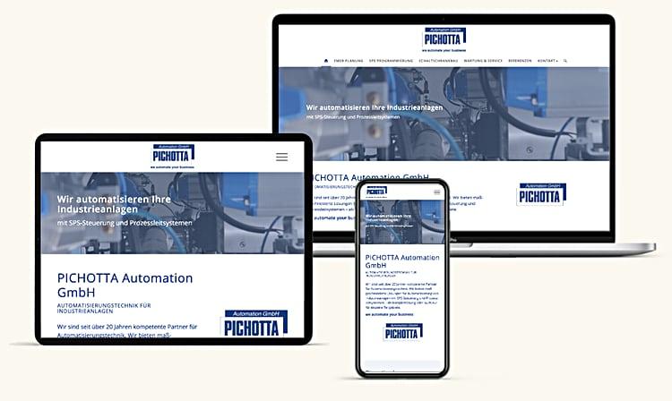 Pichotta Tech Homepage Niederoesterreich