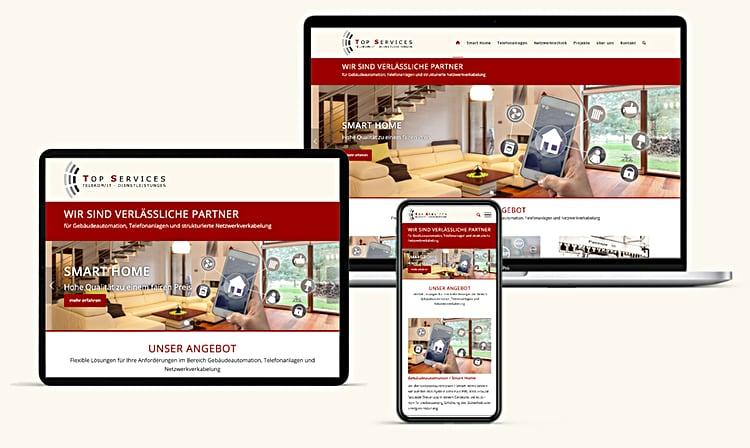 Top Service It Website Wien