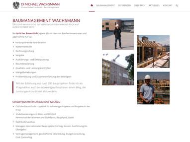 Homepage Ingenieurbüro Mödling