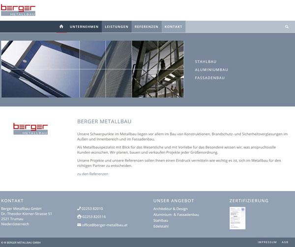 Homepage Erstellen Lassen Referenz 2