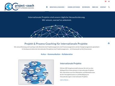 Berater Homepage