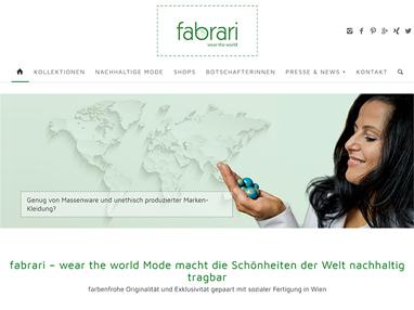 Webdesign Mode Wien