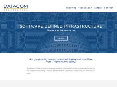 Webdesign Datacom Wien
