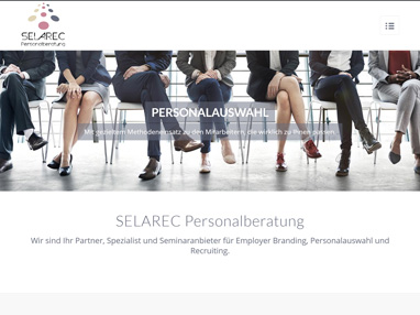 Web-design Personalberatung