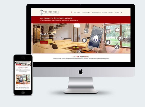 responsive Web-Design IT