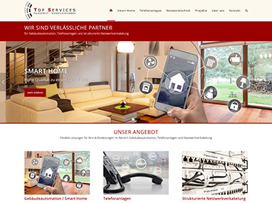 Web-Design IT Dienstleister