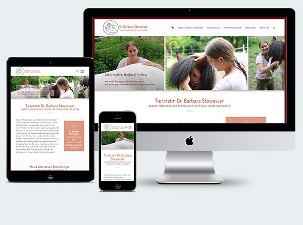 Homepage Tierarzt