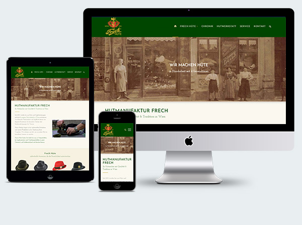 Homepage Frech