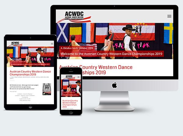 Webseiten Erstellen Für ACWDC