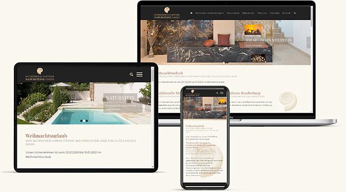 Webdesign Relaunch Niederösterreich
