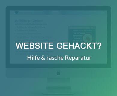 WordPress Website gehackt - malware entfernen