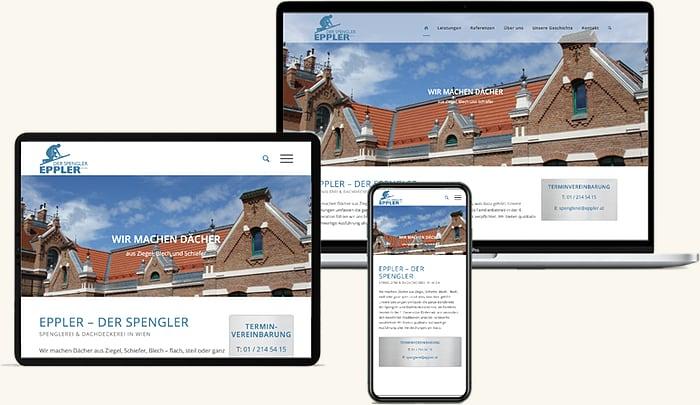 Eppler Website Wien
