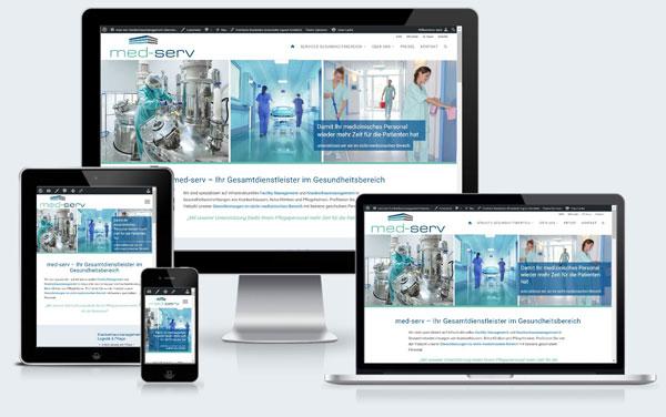 Homepage Gesundheitsbereich Wien