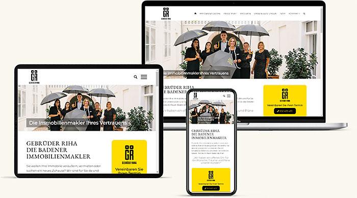 Immobilien Homepage Baden Bei Wien