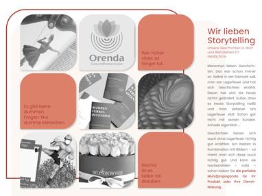 Website für Kreativagentur