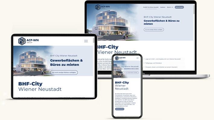 Webdesign Wr. Neustadt