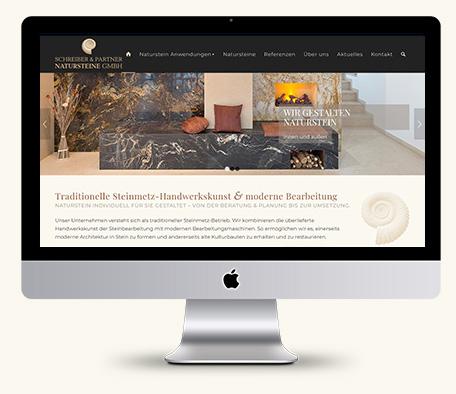 Relaunch Website Neu